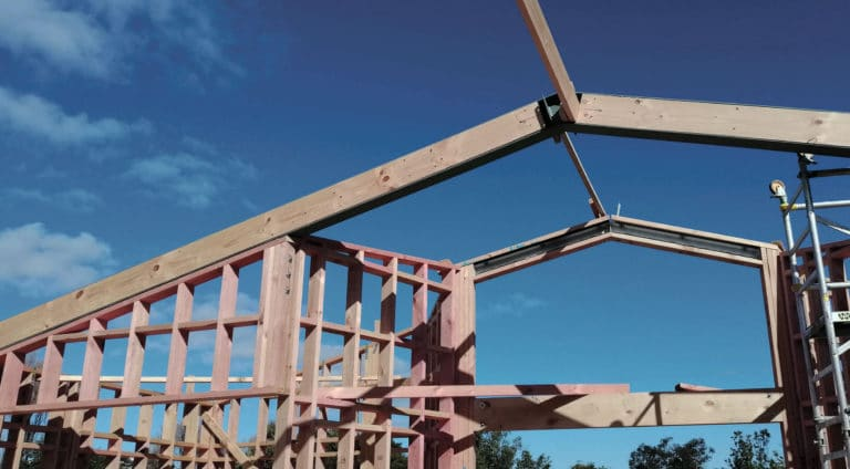 Plimmerton-School-Library-Roof-Construction
