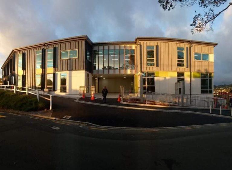 Northland School Main Entrance