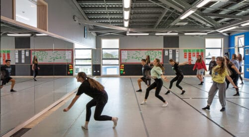 Kapiti-Performing-Arts-Centre-Dance-Studio