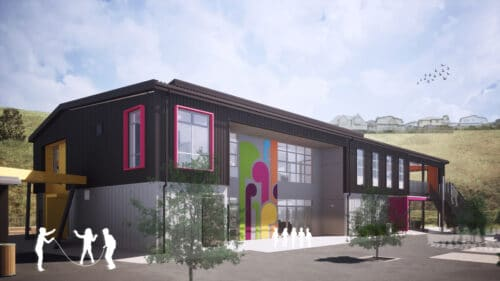 Amesbury School - Stage Two Construction Underway