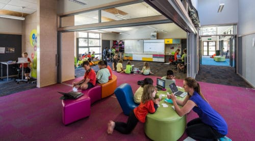 Amesbury School Student Breakout Spaces