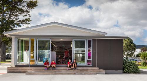Fergusson Intermediate School Classroom