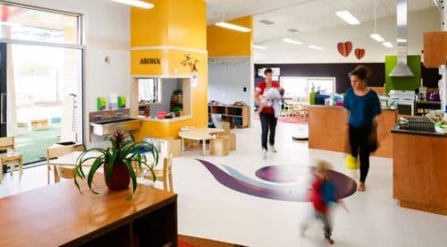 He Whare Manaaki Tangata (Teen Parent Education) Kitchen Shared Space
