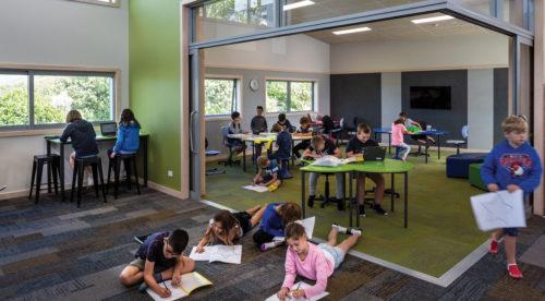 Khandallah School Breakout Space