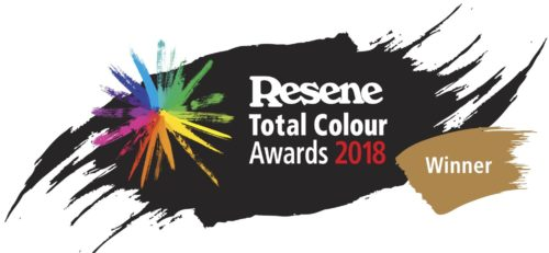 Resene Total Colour Awards Winner!