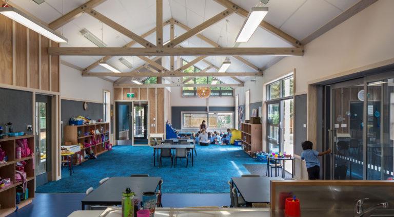 Queen Margaret College Preschool multi use spaces