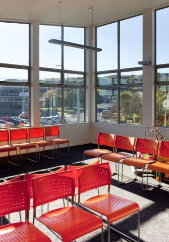 Porirua Medical Centre Patient Waiting Area