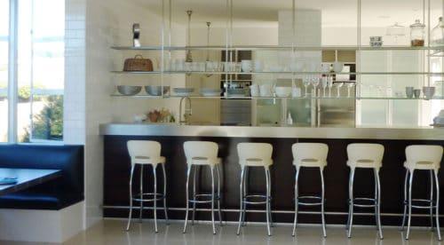 Bradey Road Pavilion Kitchen