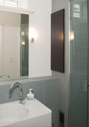 Central Terrace Bathroom Details